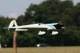 Ares in flight